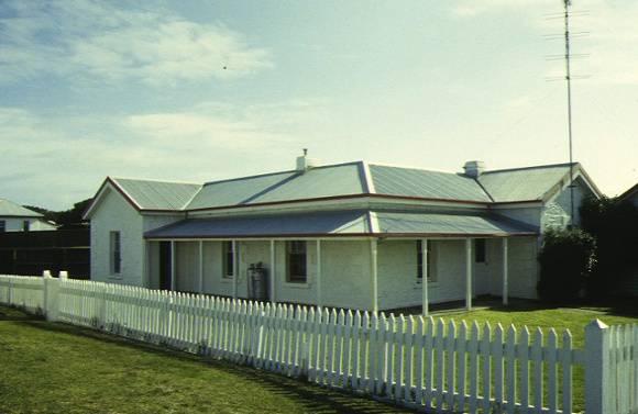cape otway lightstation residence aug1996
