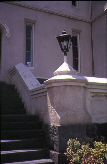 former geelong grammar school maud street geelong front stairs