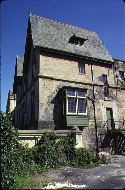 former geelong grammar school maud street geelong side view