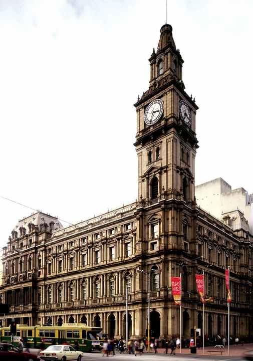 B0445 Melbourne GPO
