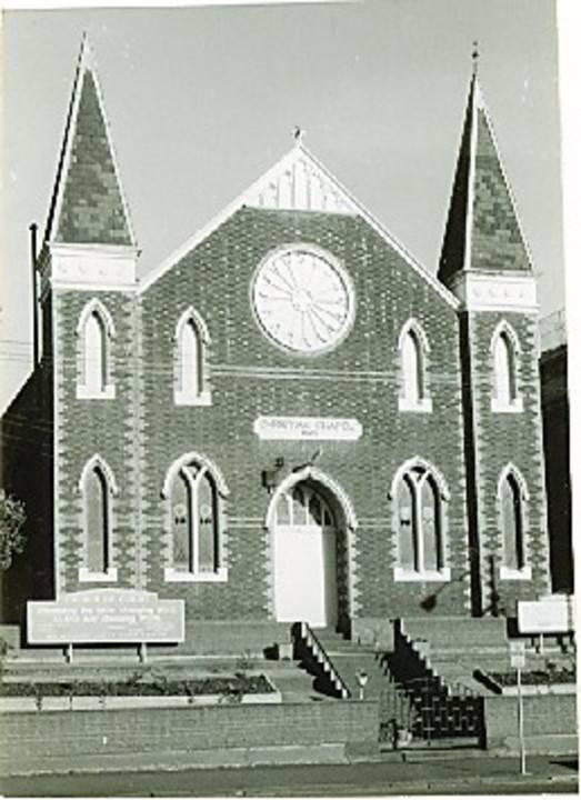 B3644 Church Of Christ