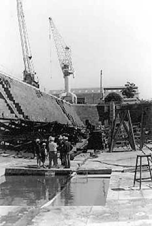 B2896 Dockyard ( Former Alfred Graving Dock)