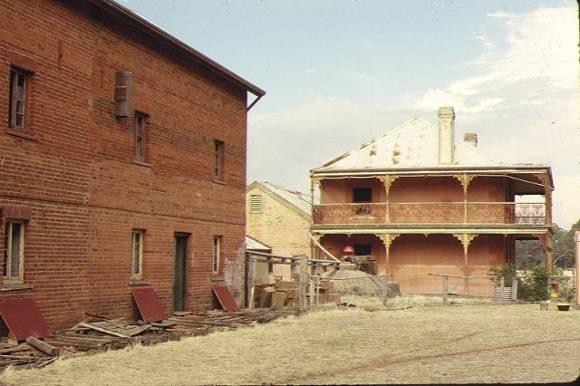 1 day's flour mill complex murchison mill & homestead