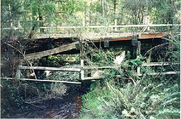 B6439 Wilks Creek Bridge