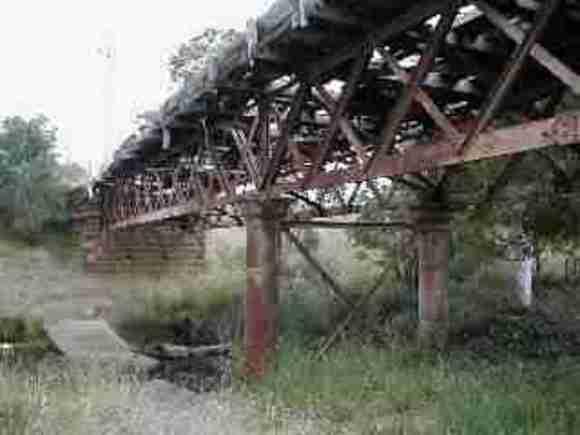 B7227 Pitfield  Bridge