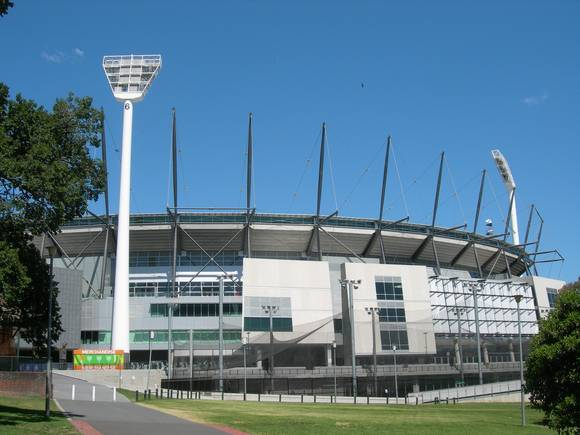 MELBOURNE CRICKET GROUND SOHE 2008