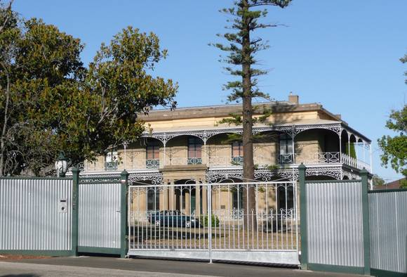 ARMYTAGE HOUSE SOHE 2008