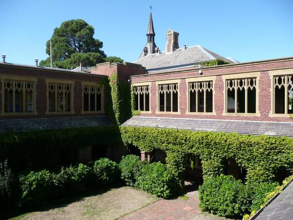 GEELONG COLLEGE SOHE 2008