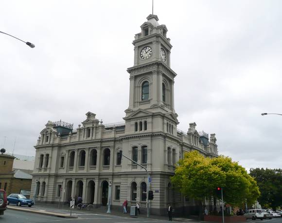 FORMER GEELONG POST OFFICE SOHE 2008
