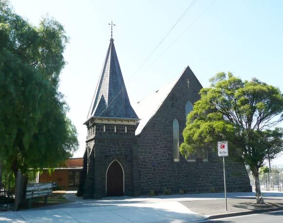 CHURCH OF CHRIST SOHE 2008