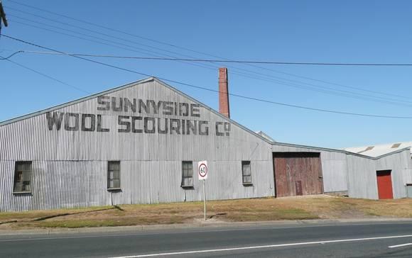 SUNNYSIDE WOOL SCOUR SOHE 2008