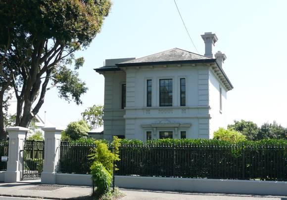 MILTON HOUSE SOHE 2008
