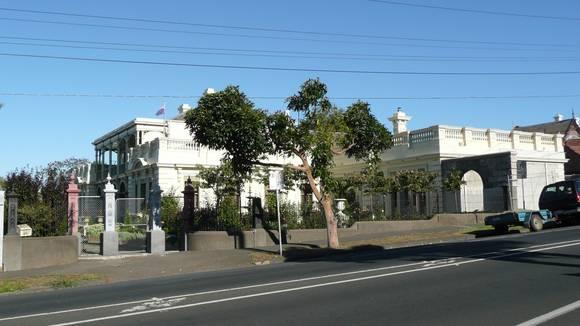 RANNOCH HOUSE SOHE 2008