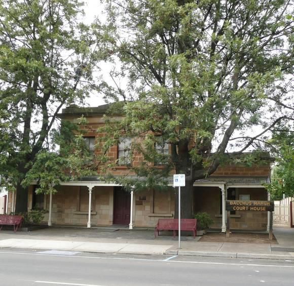 BACCHUS MARSH COURT HOUSE SOHE 2008