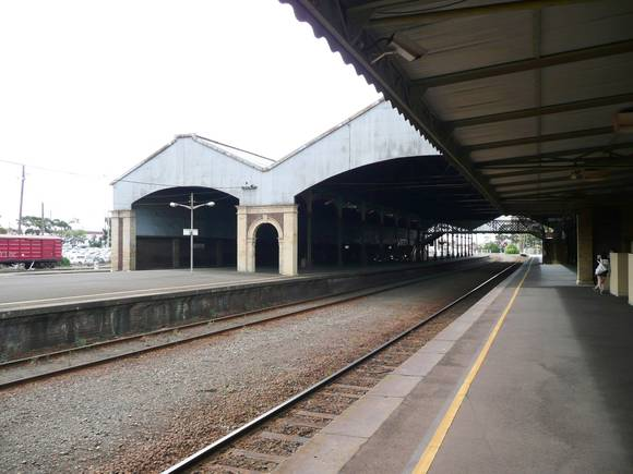 GEELONG RAILWAY STATION SOHE 2008