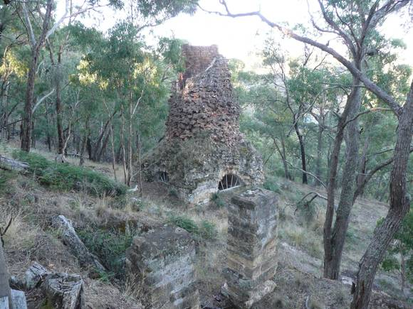 LAL LAL IRON MINE AND SMELTING WORKS SOHE 2008