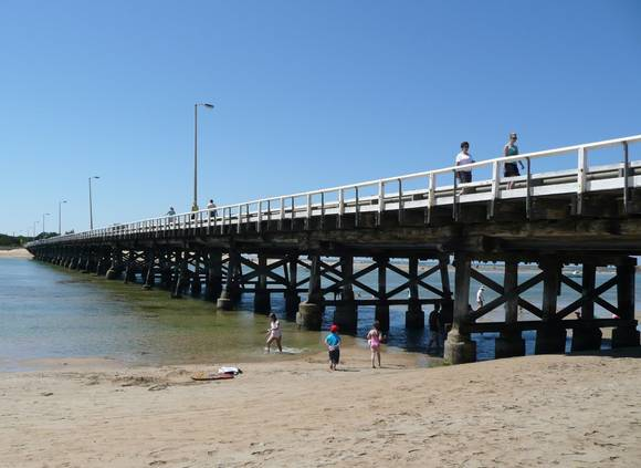 BRIDGE, BARWON HEADS SOHE 2008