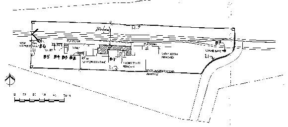 queenscliff railway station plan