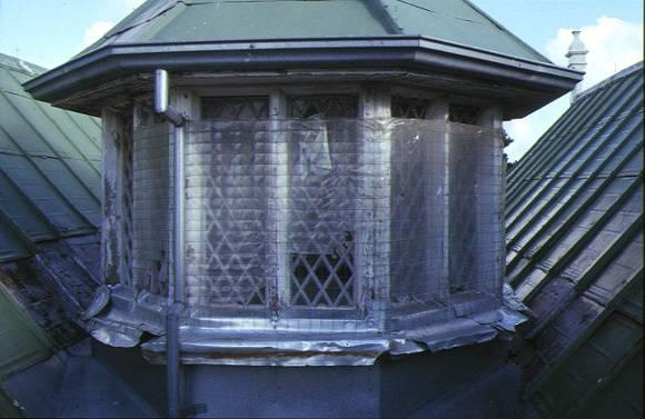 coriyule homestead mcdermott road drysdale enclosed glass room on roof