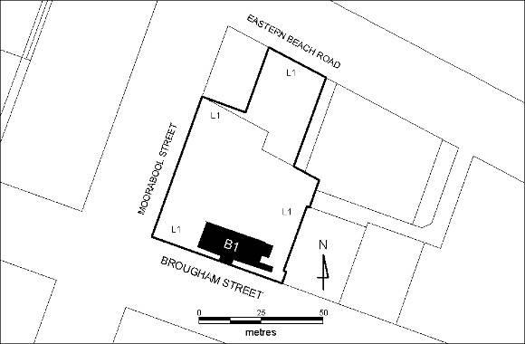 customs house geelong plan